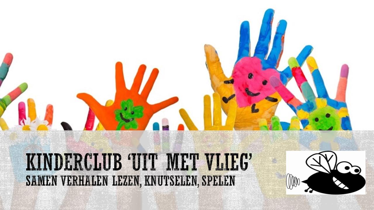 Kinderclub 'Uit MET VLIEG_